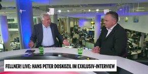 Hans Peter Doskozil im Exklusiv-Interview