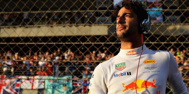 Ricciardo-Abschied? Red Bull macht Druck