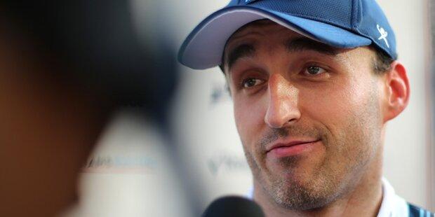 Jetzt fix: Kubica verlässt Williams