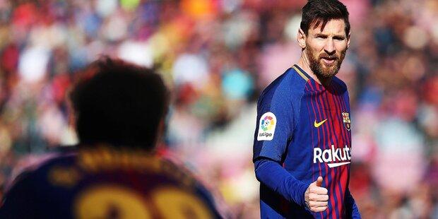 Irre: Messi lag ein Monster-Angebot vor