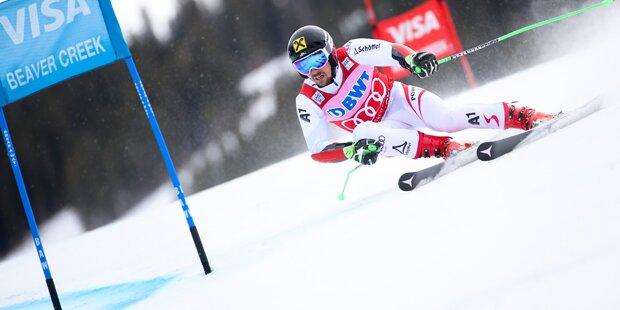 Olsson siegt, Hirscher auf Platz drei