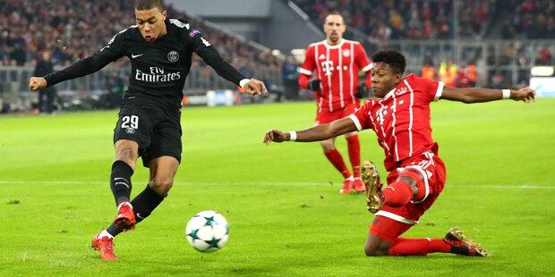 Nach Bayern-Gala: Presse zerlegt Alaba
