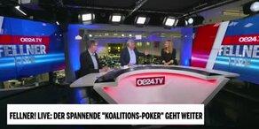 Der Politik-Insider bei Fellner! LIVE