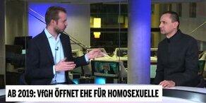 Dieser Anwalt erkämpfte die Homo-Ehe