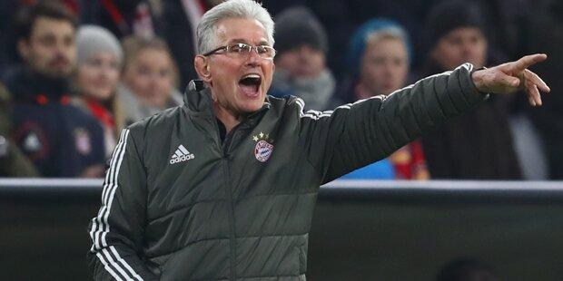 Wildes Trainer-Gerücht um FC Bayern