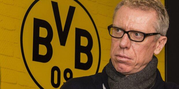 Premiere auf Dortmunds Trainerbank