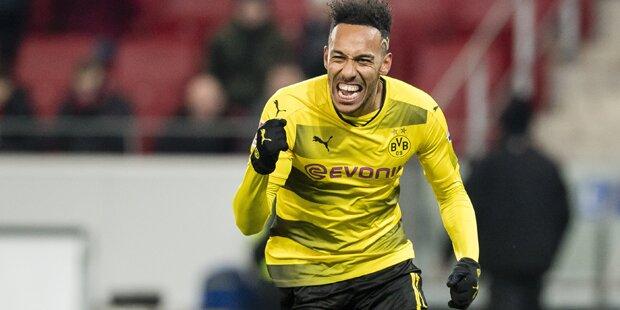 Auba: Dortmund sorgt für Mega-Rätsel