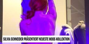 Silvia Schneider zeigt Mode-Kollektion