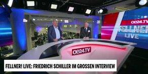 Friedrich Schiller zur Mucha-Causa