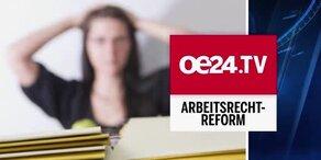 oe24.TV-talk zum 12 Stunden-Arbeitstag