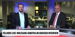 Wolfgang Sobotka bei