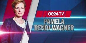 Pamela Rendi-Wagner im Talk