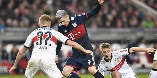 Bayern zittert sich zu Pflichtsieg