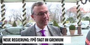 Neue Regierung: Hofer im Interview