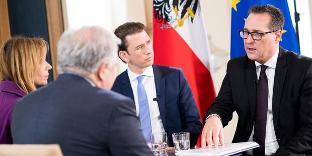 Proteste gegen neue Regierung in Österreich: Das sagen die Menschen in Wien