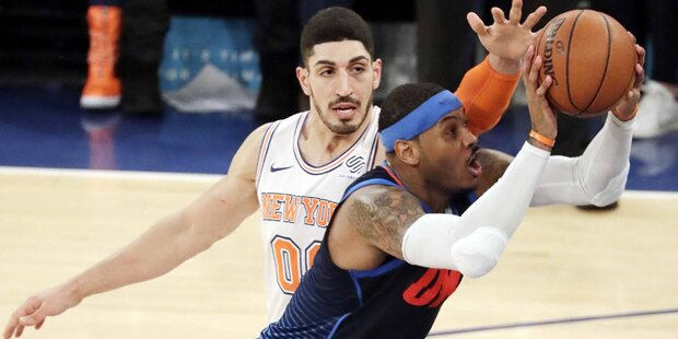 Gefängnisstrafe? Irre Story um NBA-Star