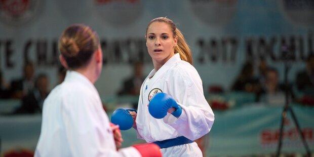 Alisa Buchinger beim SportTESTIVAL