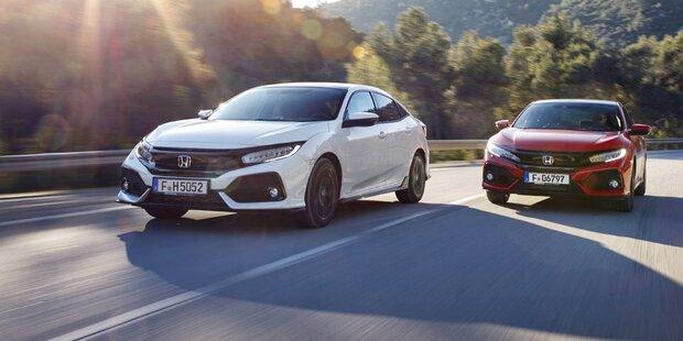 Neuer Honda Civic: Video und alle Preise