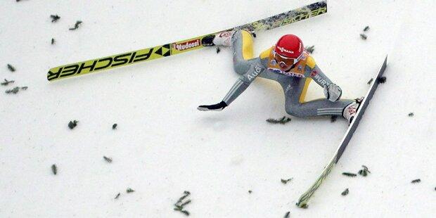 So geht es deutschem Skisprung-Star