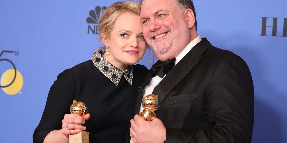 Golden Globes Moss Bruce Miller
