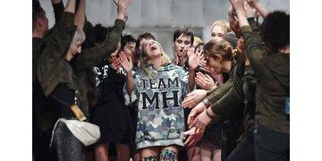 Fashion Week : Jubel für Marina Hoermanseder in Berlin