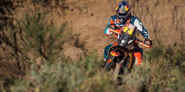 Sensation: Walkner gewinnt Rallye Dakar