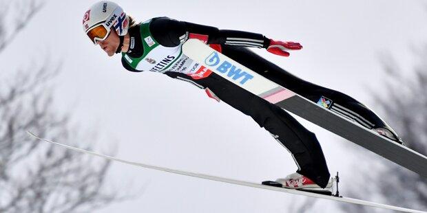 Springen Norweger mit 'Wunder-Anzug'?