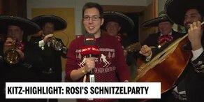 Rosi's Schnitzelparty in Kitzbühel
