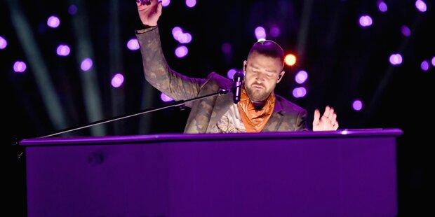 Super-Bowl: Erneut Skandal um Timberlake