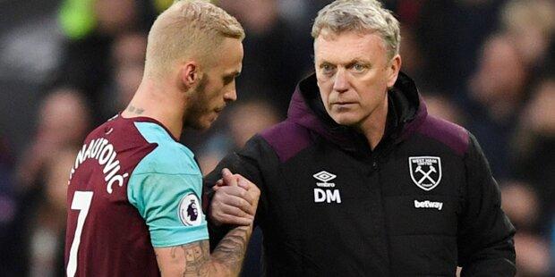 West Ham: Trainer verspottet Arnautovic