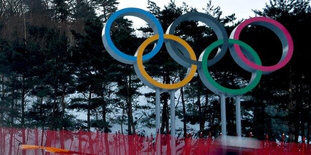Nur knapp: Olympia entgeht Katastrophe
