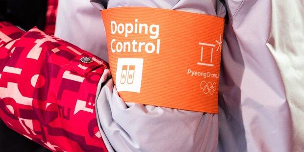 Mega-Skandal um Doping-Kontrolle bei Olympia