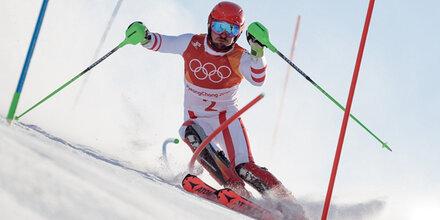 Das Geheimnis unseres Ski-Superstars