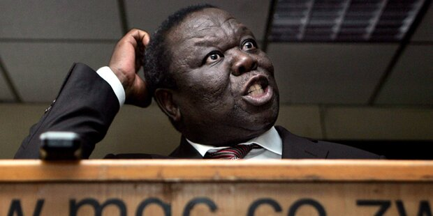 Simbabwes Oppositionschef gestorben