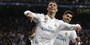 Ronaldo-Wechsel zu Juve perfekt