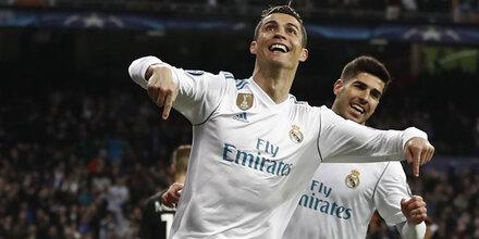 Wer wird Ronaldos Nachfolger bei Real?