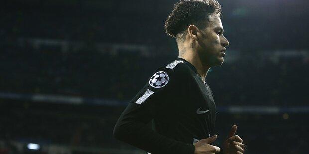 Verrücktes Gerücht um PSG-Star Neymar