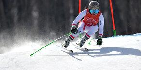 Anna Veith gewinnt Silber im Super-G