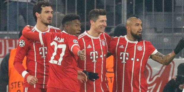 Einigung: Superstar verlässt den FC Bayern