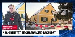 Bluttat in Steiermark: Nachbarn sind schockiert