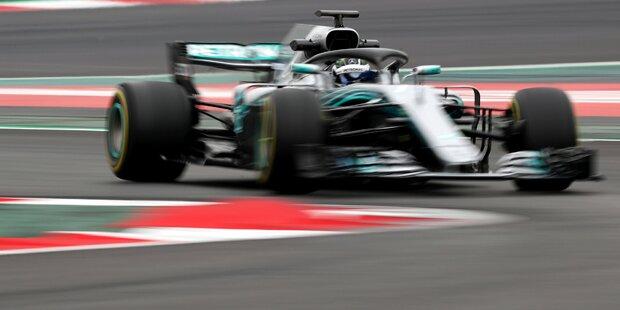 Verrücktes Problem mit neuen F1-Boliden
