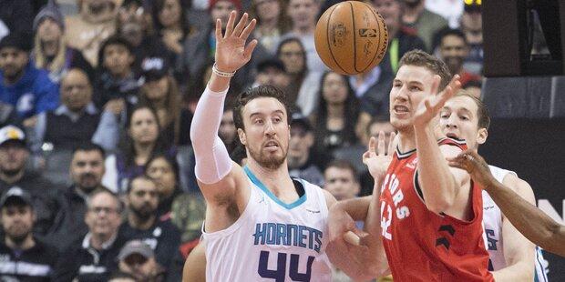 Jakob Pöltl träumt vom NBA-Titel