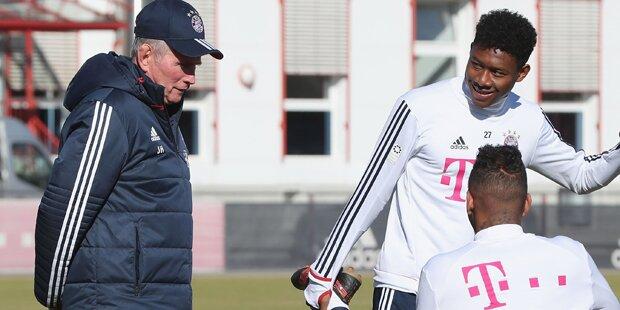 Spektakuläre Trainer-Wende bei Bayern?