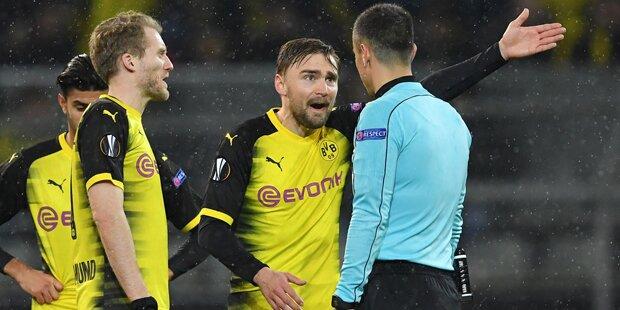 BVB vor Aus: Kapitän tobt nach Debakel