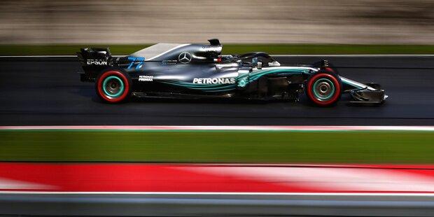 Unglaublich: So dominant ist Mercedes