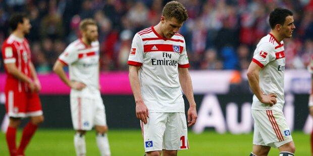 HSV-Fans empören mit Geschmacklos-Aktion