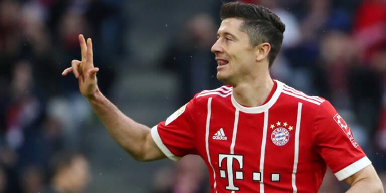 Auftakt gelungen: Bayern besiegt Hoffenheim mit 3:1