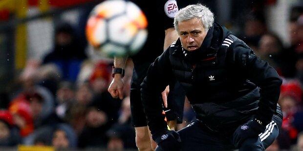 Wahnsinn: Mourinho rechnet mit United ab