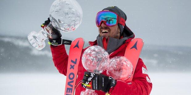 Zukunft? Das sagt Ski-Held Hirscher