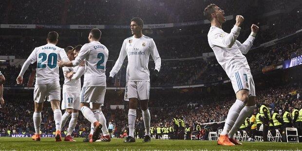 Schon wieder: Ego-Anfall bei Ronaldo